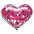 Garden Party Heart Brad - Pink
