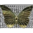 Garden Party Butterfly - Metallic