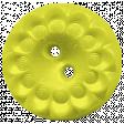 Garden Party Button - Greenish Yellow