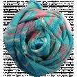 Garden Party Flower - Fabric 041 Green