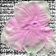 Garden Party Silk Flower - Pink