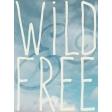 Garden Party Journal Cards - Wild & Free Journal Card