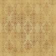 Grid 11 & Damask Tan Paper