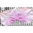 Garden Party Silk Flower - White & Purple
