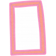 Garden Party Frame 103 B - Pink