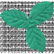 Garden Party Leaf 021