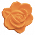 Garden Party Button - Rose