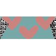 Sweet Moments Washi - Hearts