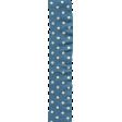 Bolivia Bow - Blue Polka Dot