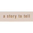 Bolivia Label - A Story To Tell