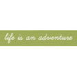 Bolivia Label - Life Is An Adventure