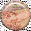 Autumn Art - Leafy Brad