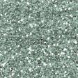 Birds in Snow Glitter - Light Teal