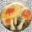 Autumn Art Brad - Mushrooms