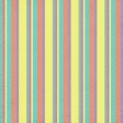 Stripes 07 - Yellow & Teal