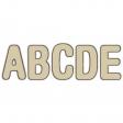 Cardboard Metal Alpha - Sans Serif