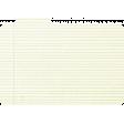 Index Card - Notebook - 2