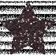 Superlatives Glitter Star 05