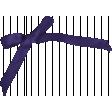 Bow 01 - Purple