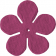 Paper Flower 09 - Pink