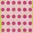 Polka Dots 50 Paper - Pink & Green