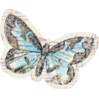 Distressed Butterfly Ephemera 02