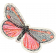 Distressed Butterfly Ephemera 03