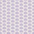 Peacock Feather Paper - Purple & White