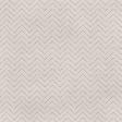 Love Me Glitter Paper - Chevron - White