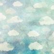 Rainy Days Papers - Aqua Clouds