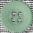 Rainy Days - Aqua Green Button