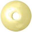 Frozen Bead 001 - Yellkow