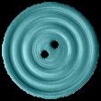 Frozen Button - Blue