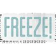Frozen - Word Art 7