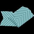 Frozen - Blue Chevron Tape