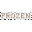 Frozen - Word Art 9