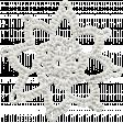 Frozen Crochet Snowflake 002 - White