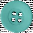 Hello! - Teal Button