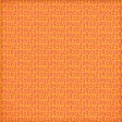 Hello! - Orange Paper