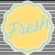 Sunshine & Lemons No2 - Fresh Sticker