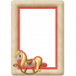 Oh Baby Baby - Horse Frame