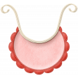 Oh Baby Baby - Pink Bib