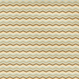 Oh Baby Baby - Blue & Brown Chevron Paper