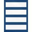 Arrgh! - Blue & White Journal Card