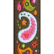 August Garden Party - Straight Paisley Ribbon