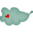 Sweet Dreams - Cloud With Heart - Big