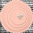 Sweet Dreams - Felt - Circles - Pink