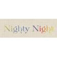 Sweet Dreams - Label - Nighty Night