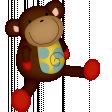 Sweet Dreams - Toy - Monkey
