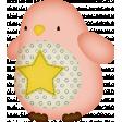 Sweet Dreams -Toy - Penguin - Pink